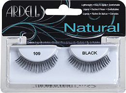 a687bbe06b7 Ardell Natural Lash - Black 109. Use + and - keys to zoom in and out, arrow  keys move the zoomed portion of the image