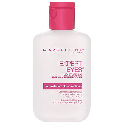 Expert Eyes Moisturizing Eye Makeup Remover