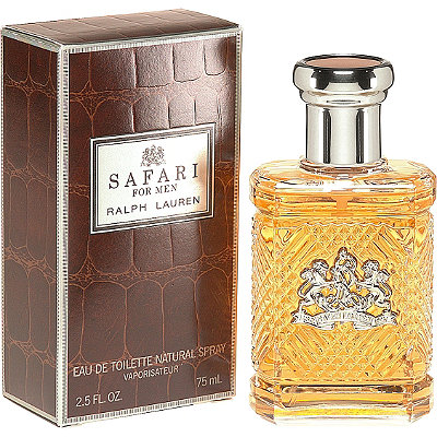Ralph Lauren Safari for Men Eau de Toilette Natural Spray