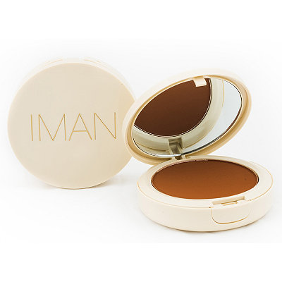 Iman Online Only Oil Blotting Pressed Powder