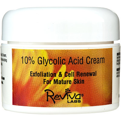 Reviva Labs 10% Glycolic Acid Cream