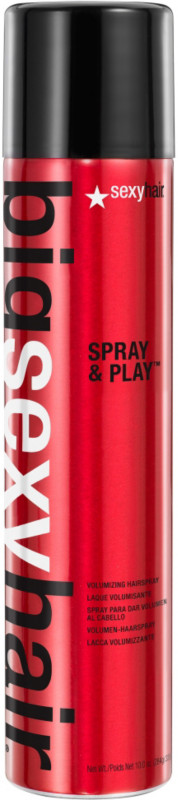 Big sexy hair hairspray review