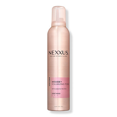 Nexxus Mousse Plus Volumizing Foam Styler