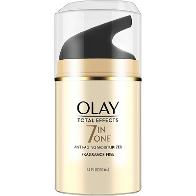 OlayTotal Effects Anti-Aging Fragrance-Free Moisturizer