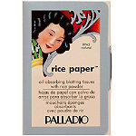 Palladio Oil Absorbing Rice Paper Tissues with Rice Powder