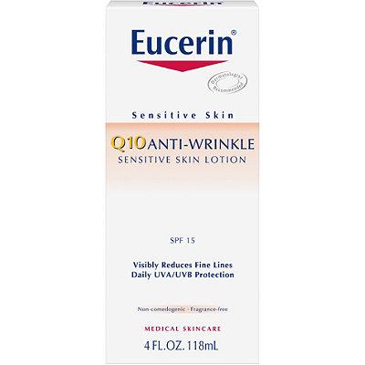 Q10 Anti-Wrinkle Sensitive Skin Lotion