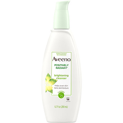 AveenoPositively Radiant Brightening Cleanser