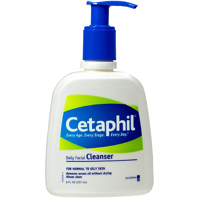 Cetaphil Daily Face Cleanser