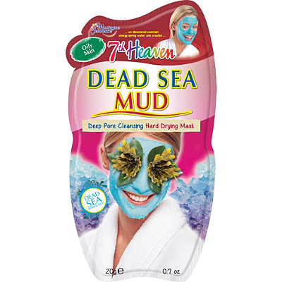 Montagne JeunesseDead Sea Anti-Stress Mud Masque