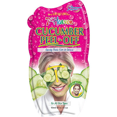 Montagne Jeunesse Cucumber Purifying Peel-Off Masque