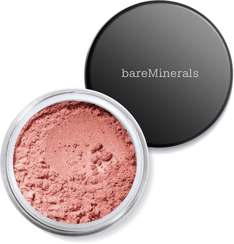 bareminerals blush beauty