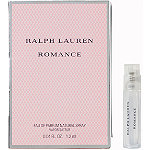 Ralph Lauren Free Romance sample with fragrance purchase