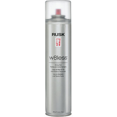 RuskW8less Strong Hold Shaping and Control Hairspray