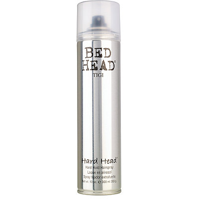 TigiBed Head Hard Head Hairspray