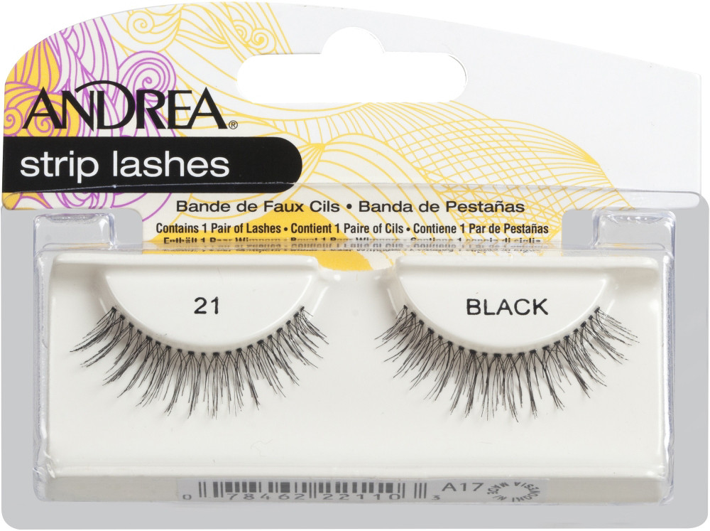Andrea False & Fake Eyelashes, Andrea Mod Strip Lashes