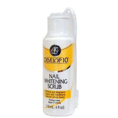 Develop 10 Nail Whitening Scrub