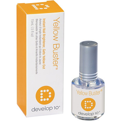 Develop 10 Yellow Buster Instant Nail Brightener