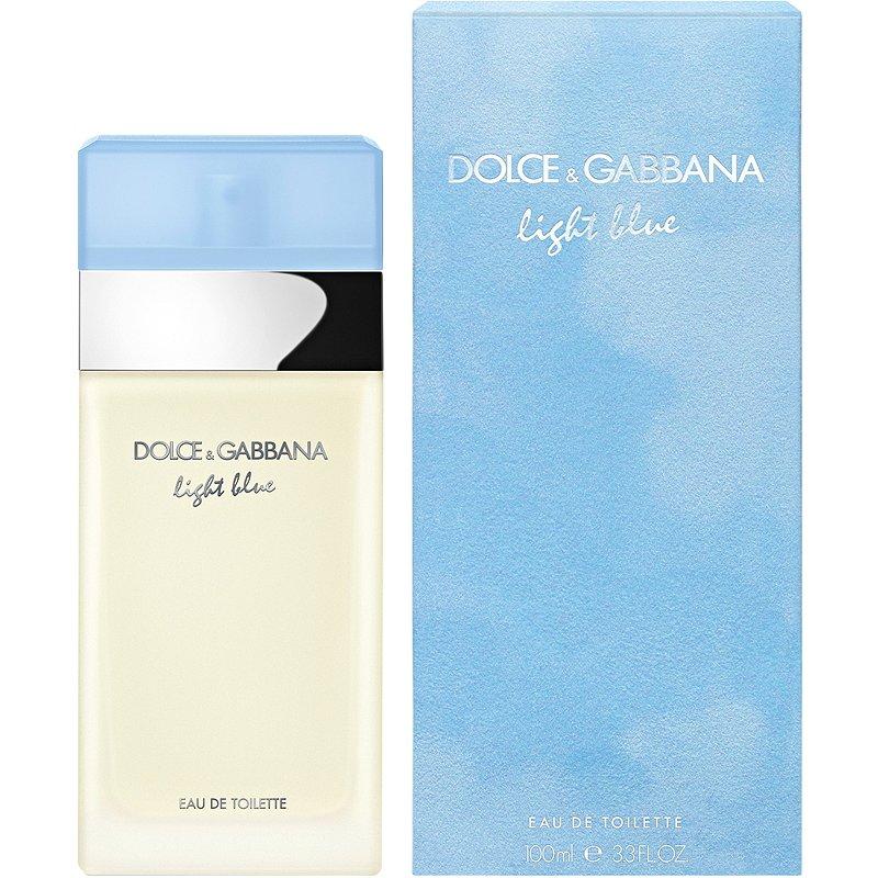 Dolce&Gabbana Light Blue Eau de Toilette | Ulta Beauty