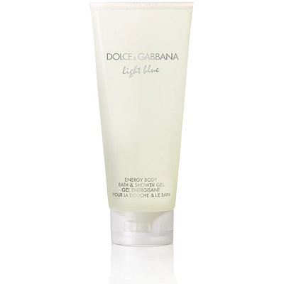 Dolce&Gabbana Light Blue Energy Body Bath %26 Shower Gel