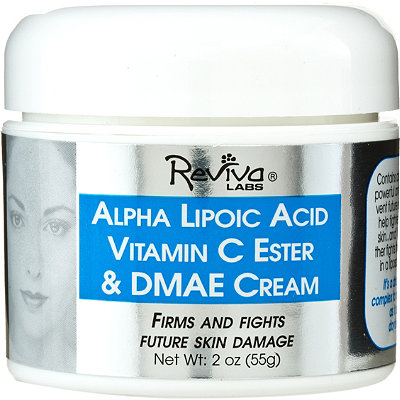 Reviva Labs Alpha Lipoic Acid%2C Vitamin C ester%2C %26 DMAE Cream