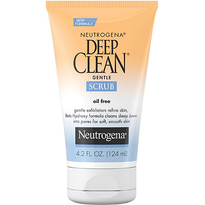 NeutrogenaGentle Scrub - Oil Free