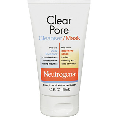 Neutrogena Cleanser%2FMask