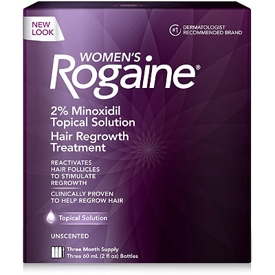 Rogaine Women%27s Hair Regrowth Treatment