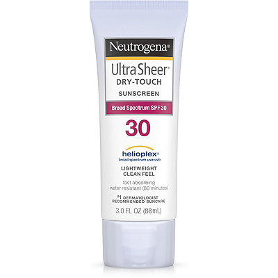 Ultra Sheer Dry-Touch Sunblock