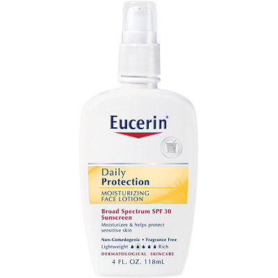 Eucerin Daily Protection Moisturizing Face Lotion SPF 30