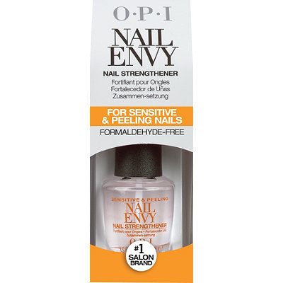 OPINail Envy Nail Strengthener for Sensitive & Peeling Nails