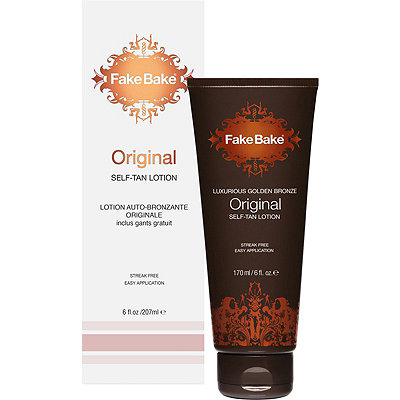 Fake BakeSunless Self-Tanning Lotion