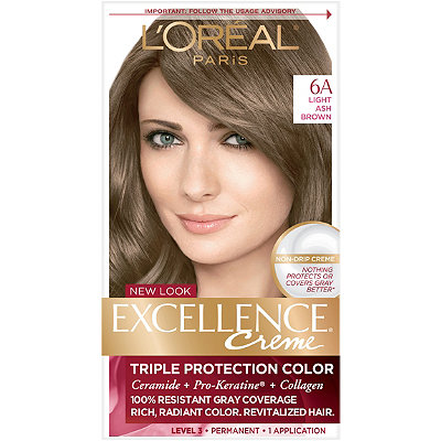 l oreal excellence creme instructions
