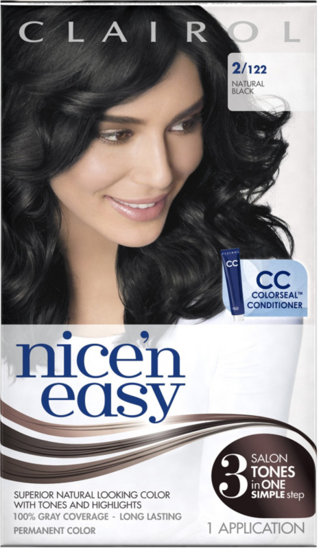 nice n easy permanent hair color ulta beauty - Clairol Nice And Easy Colors