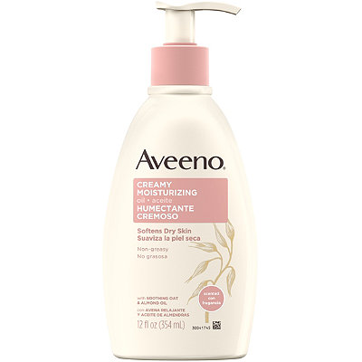 AveenoCreamy Moisturizing Oil