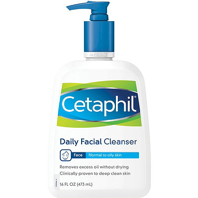 CetaphilDaily Facial Cleanser