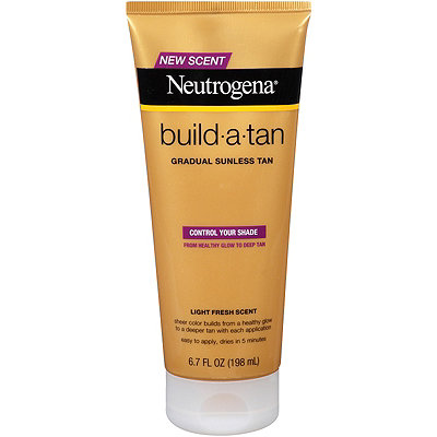 Neutrogena Build-A-Tan Gradual Sunless Tanning