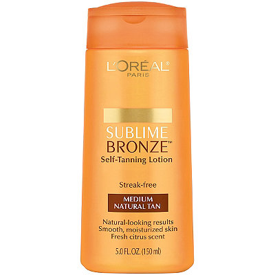 L'Oréal Sublime Bronze Self Tanning Lotion