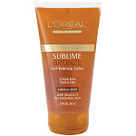 Sublime Bronze Self Tanning Gelee