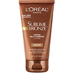 L'OréalSublime Bronze Tinted Self Tanning Lotion