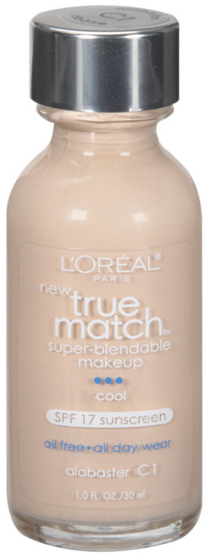 True Match Super-Blendable Foundation by L'Oreal