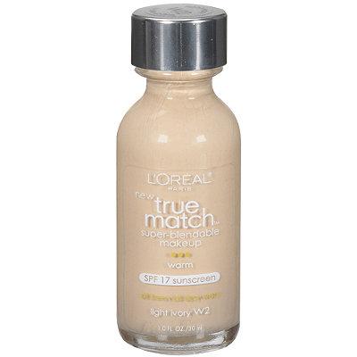 L'OréalTrue Match Super Blendable Makeup
