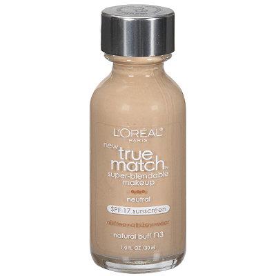 True Match Super Blendable Makeup