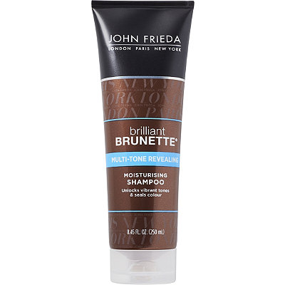 John FriedaBrilliant Brunette Multi-Tone Revealing Moisturizing Shampoo