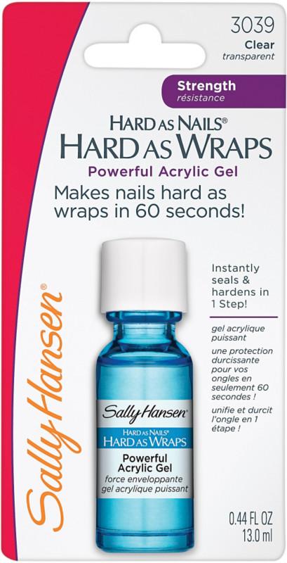 Sally Hansen Hard As Nails Hard As Wraps Powerful Acrylic Gel | Ulta ...