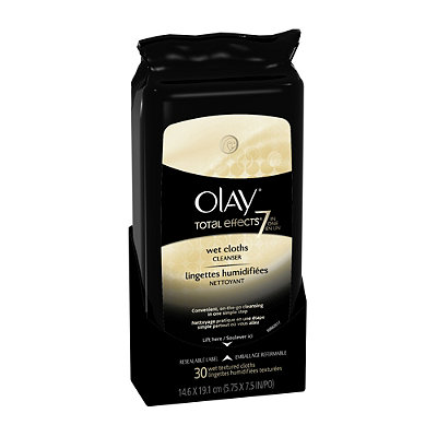 OlayAge Defying Wet Cleansing Cloths