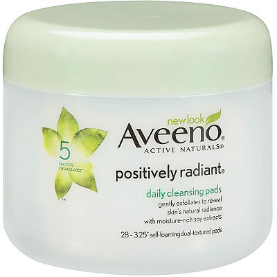 AveenoDaily Cleansing Pads