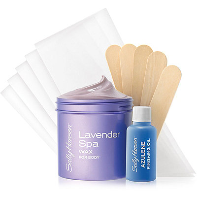 Lavender Spa Body Wax Kit