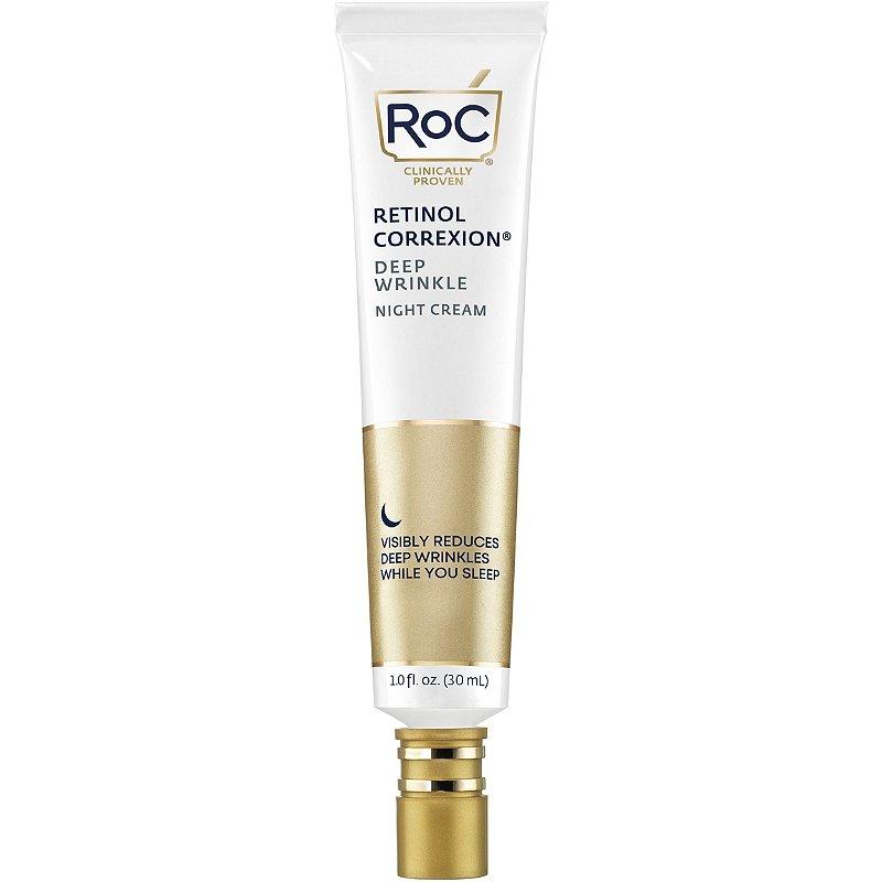 RoC Deep Wrinkle Night Cream | Ulta Beauty
