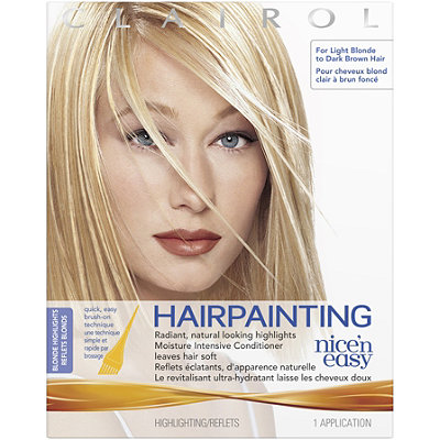 Clairol Hairpainting Nice %27n Easy Blonde Highlights Kit