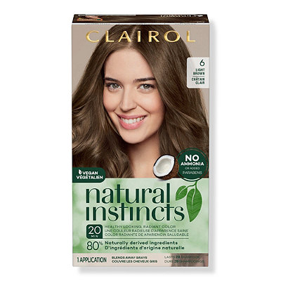 Natural Instincts Semi Permanent Hair Color